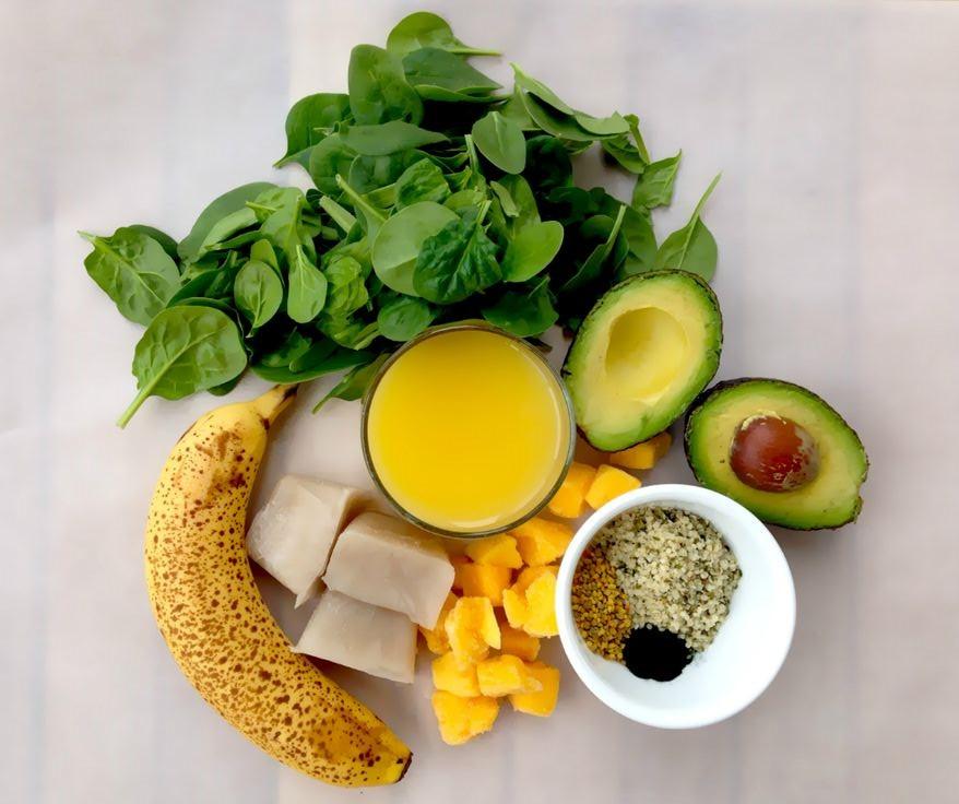 zelena bomba vitaminov