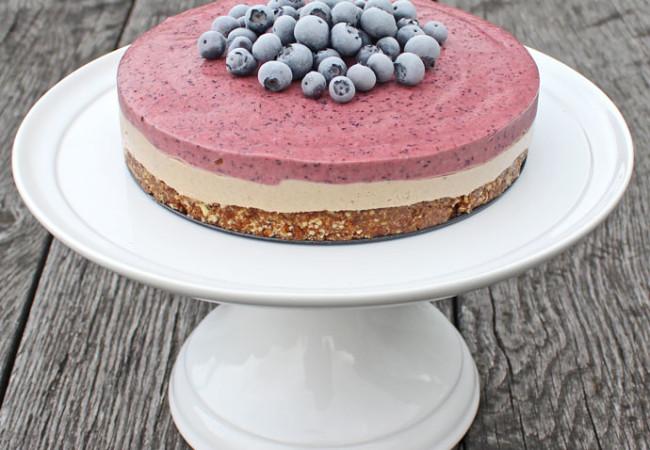 presna torta s super živili